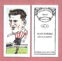 Sheffield United Alex Forbes 18 (FC)